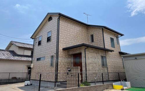 岡山市中区 S様邸 屋根・外壁塗装工事