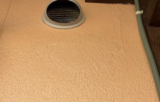 外壁:補修後